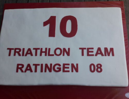 10 Jahre – Triathlon Team Ratingen 08 feiert Vereinsjubiläum am Baldeneysee