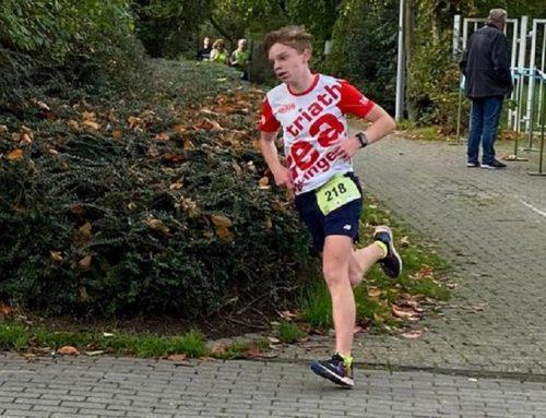 Jan Baumgarten mit 2. Platz beim Styrumer Strassenlauf