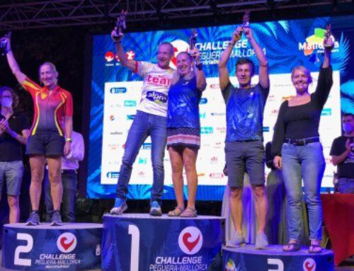 K. Findt belegt 1.Platz in der AK 55 bei der Challenge Peguera Mallorca